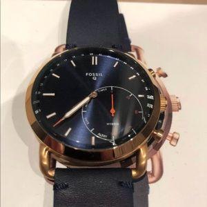 Fossil Accessories Hybrid Smartwatch Q Commuter Poshmark